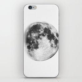 Winter Moon iPhone Skin