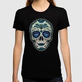 Sugar Skull (Calavera) by Adam Miconi T-shirt