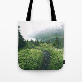 Happy Trails XIX Tote Bag
