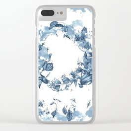 Wedgewood Autumn Clear iPhone Case