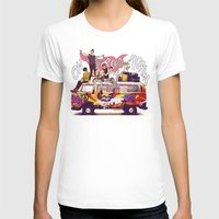 "karu kara T-shirts featuring "" ON THE ROAD AGAIN "" by Karu Kara"