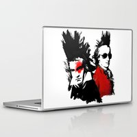 mozart Laptop & iPad Skins featuring Beethoven Mozart Punk Composers by viva la revolucion