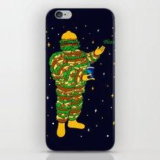 Michelin Hamburger iPhone & iPod Skin