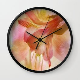 Thinking of Spring Wall Clock