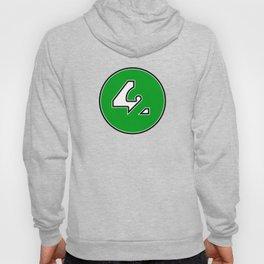 42 - Green Hoody