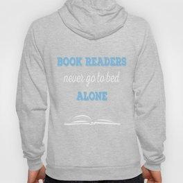 Book Reader Hoody