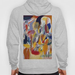 Arshile Gorky Water of the Flowery Mill Hoody
