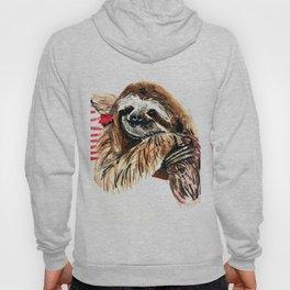 Sassy Sloth Hoody