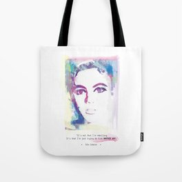 ...Another way... Tote Bag