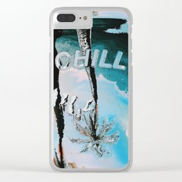 Chill Clear iPhone Case