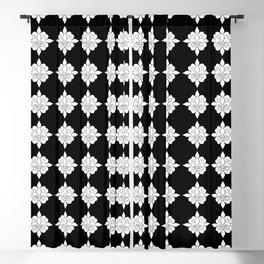 504 Fleur de lis Blackout Curtain