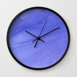 Ink Texture Wall Clock