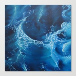 The Gulf Canvas Print