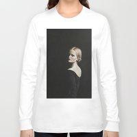elsa Long Sleeve T-shirts featuring Elsa by Kalynn Burke