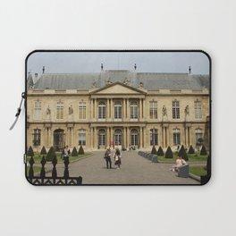 Archives nationales, Paris, France Laptop Sleeve