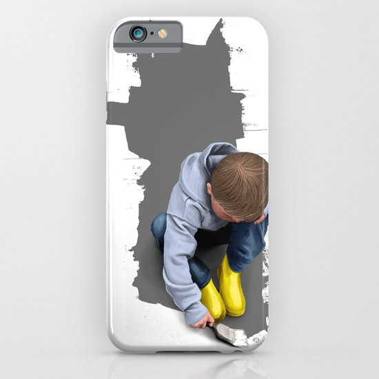 To Live with No Thought for the Future iPhone & iPod Case