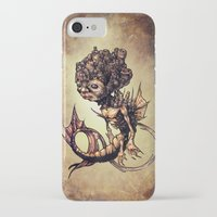 seahorse iPhone & iPod Cases featuring SEAHORSE by Tim Shumate