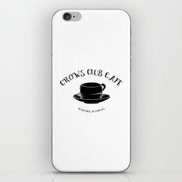 Six of Crows Club iPhone Skin