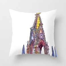 Love NYC's everything No. 7 Throw Pillow
