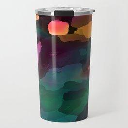 Abstract b21 Travel Mug
