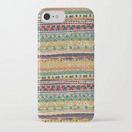 Trinket Vivid iPhone Case
