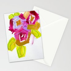Three Roses Stationery Cards