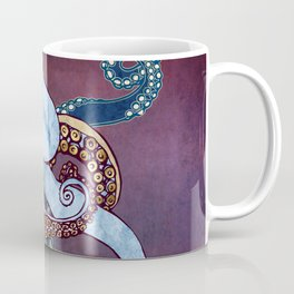 Metallic Octopus III Coffee Mug