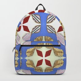 Bow Tie Tile Backpack