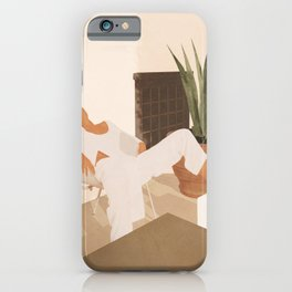 Summer Heat II iPhone Case