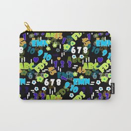 Children's pattern Carry-All Pouch