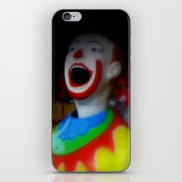 Laughing Clowns iPhone Skin