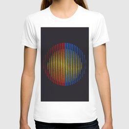 Cinetic art T-shirt