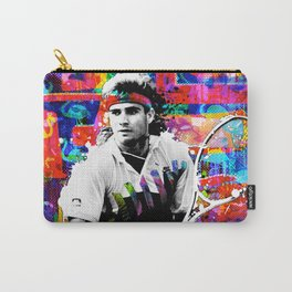 Game, Set, Mullet: Andre Agassi Carry-All Pouch