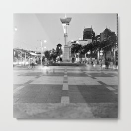 San Francisco Clocktower Metal Print