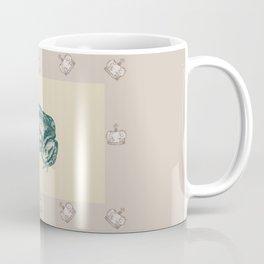 Toad King Coffee Mug