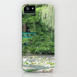 Giverny iPhone Case