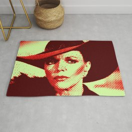 Alexis Pop Two Tone Rug