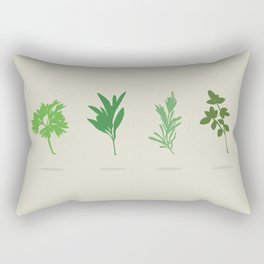 Scarborough Fair Rectangular Pillow