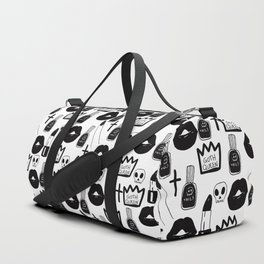 the goth queen Duffle Bag
