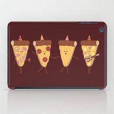 Pizza Party iPad Case