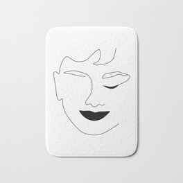 Happy Audrey Bath Mat