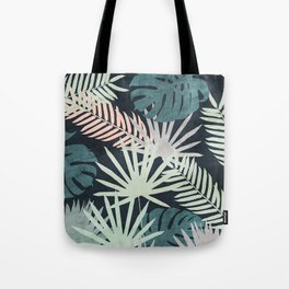 Tropicalia Night Tote Bag