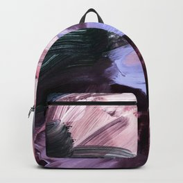 abstract painting VII Backpack