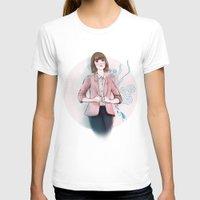 peach T-shirts featuring Peach by missjosh