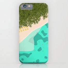 Managaha Island, Saipan, Northern Mariana Islands iPhone Case