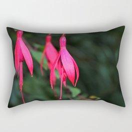 Pink Petals 1 Rectangular Pillow