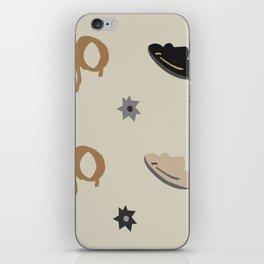 Cowboys iPhone Skin