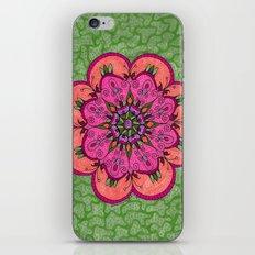 Pink Mandala iPhone & iPod Skin