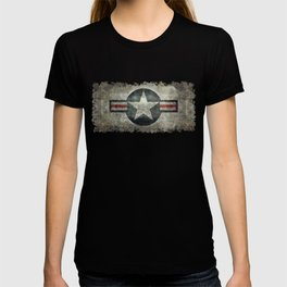 Stylized US Air force Roundel T-shirt