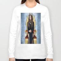 lorde Long Sleeve T-shirts featuring Lorde by Justinhotshotz